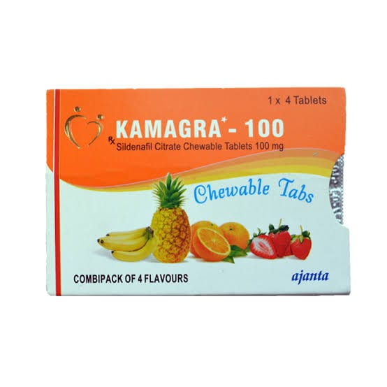 Kamagra Fruity Chew